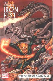 Iron Fist One Shot Comics